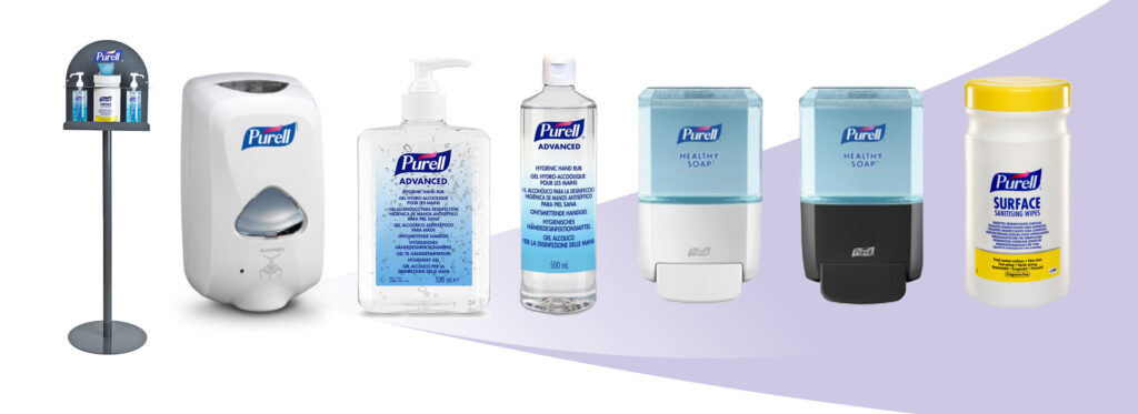 Purell Brand Products