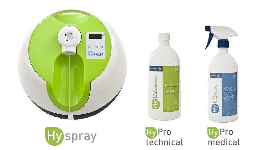 HySpray Disinfectant Misting Spray